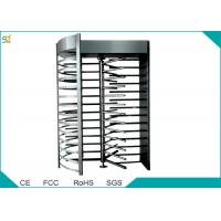 Wholesale Full Height Automatic Turnstiles 120 Degree Single Channel High Security Barrier from china suppliers
