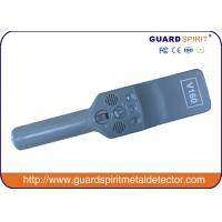 Wholesale Anti - Skid Design Hand Held Metal Detector Advanced Inductive Charging Technology from china suppliers