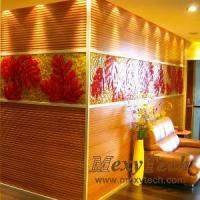 Quality Eco-Wood Indoor Wall Panel 159x10mm (MW-01) for sale