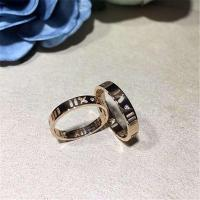 Wholesale Tiffany number ring 18k gold white gold yellow gold rose gold diamond  ring from china suppliers