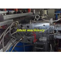 Wholesale Twin Screw PVC Sheet Production Line WPC Crust Foam Kitchen Cabinet Board from china suppliers