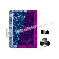 Wholesale Gamble Cheat Poker Italy Aereo Club Plastic Invisible Playing Card from china suppliers