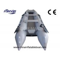 Wholesale 2 Persons 6HP Sit On Top Inflatable Sea Kayak With Carrying Bag from china suppliers