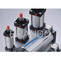 Wholesale Pneumatic Cylinder Valve , Pneumatic Air Cylinder Assembled ISO6431 ISO15552 Standard from china suppliers