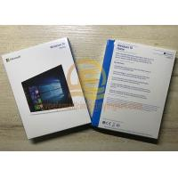 Buy cheap Windows 10 Home Retail Full Version USB 3.0 64 Bit Original Key Card Inside Activation , Win 10 Home USB from wholesalers