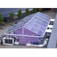 Wholesale Beautiful Wedding Party Clear Roof Tent , Sun Proof Clear Frame Canopy Tent from china suppliers