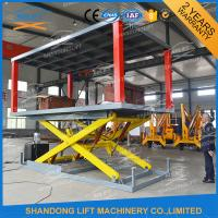 Wholesale Portable Double Deck Car Parking System from china suppliers