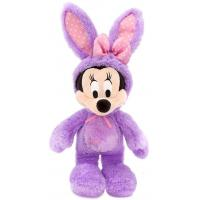 Wholesale Eco Friendly Soft Minnie Mouse Plush Stuffed Bunnies For Easter , Purple from china suppliers