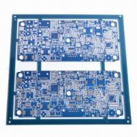Wholesale High-density Multilayer PCB, used to communication facilities from china suppliers