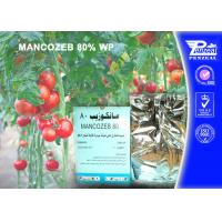 Wholesale Mancozeb 80% Wp Systemic Fungicides Cas 8018-01-7 Fungicide Products from china suppliers