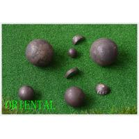 Wholesale HRC55-65 Hardness Forged Grinding Ball for Cement Grinding Machines from china suppliers