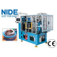 Wholesale High efficiency automatic 4 working stations electric motor stator coil lacing machine line from china suppliers