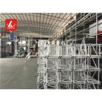 Quality Aluminum Spigot Durable Box Truss System 12m - 30m Span For Indoor Activities for sale