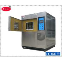 Wholesale SUS 304 Thermal Shock Test Chamber 3 Zone Shock Temperature Rang -60 to 200 degree from china suppliers