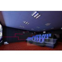 Wholesale 4D Movie theater with 4DX ultimate motion effect , 4D cinema special effect , 4d theater locations from china suppliers