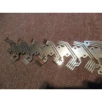 Wholesale Progressive Dies Metal Stamping Parts For Machine Assembly , Custom Metal Parts from china suppliers