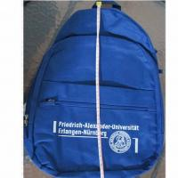 Wholesale promotional bags printed promotional computer backpack from china suppliers