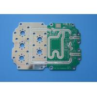 Wholesale Two Sided High Frequency PCB TLA-6 37mil 1oz HASL GPS Antenna from china suppliers