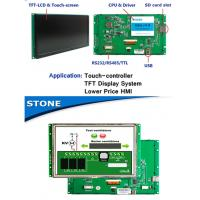 Buy cheap Controller Replacement Lcd Screen Work With MCU / PIC / ARM 50000 Hours from wholesalers