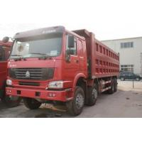 Wholesale HOWO 33Tons Dump Truck / dumper truck with parts for Sand stone Transport from china suppliers