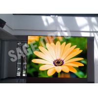 Wholesale P4mm High Definition HD LED Backlit Display , LED Backdrop Screen from china suppliers