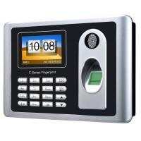 Wholesale Backup Battery Biometric Fingerprint Time Attendance Machine For Factory from china suppliers