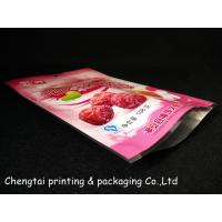 Wholesale Durable Three Layers Plastic Pet Treat Packaging with hang hole from china suppliers