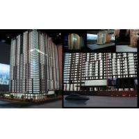 Wholesale World City Towers Architectural Model Maker , Residential Scale Model from china suppliers