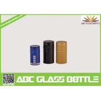 Wholesale Hot Sale High Quality Aluminum Cap Threaded from china suppliers