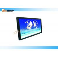 "Wholesale 42"" 16:9  IR Touch Screen LCD Monitor Wide Viewing Angle Monitor VGA DVI Input from china suppliers"