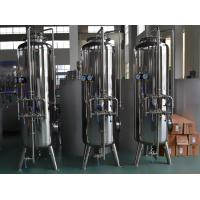 Wholesale Electric RO Water Treatment System for Purifying Water , CE ISO Certificate from china suppliers