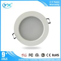 Wholesale Beam Angle 110 Round Recessed LED Downlight 2835SMD 3w Chip AL + PMMA from china suppliers