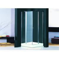 Wholesale Frameless Hinged Shower Enclosure Pivot Door Clear Glass Shower Cabins 800 x 800 from china suppliers
