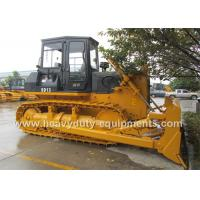 Wholesale Shantui bulldozer SD13S equipped with single control lever and the hexahedron cabin from china suppliers
