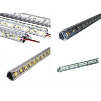 Wholesale SMD5730 24W LED Bar Light in SMD5730 60leds/m V Shape Aluminum Body from china suppliers