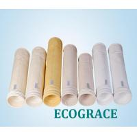 Wholesale Industrial Dust Filter Bags For Dust Collector , Baghouse Dust Extractor Bags from china suppliers