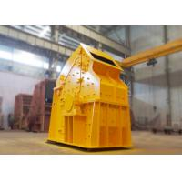 Wholesale Non - Key Connected Cobble Fine Crusher 132 Kw Adjustable End Products Sizes from china suppliers