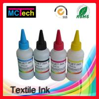Wholesale White Textile Ink/DTG Pretreatment Liquid for Flatbed Printer Direct Digital Printing from china suppliers