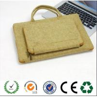 Wholesale good quality Hot Sale Felt Case for iPad l Felt Laptop bag Sleeve from china suppliers