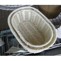 Quality High Quality PP Rattan Heart Shape Storage Basketry for sale