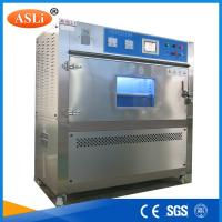 Wholesale UV Light Simulation Accelerated Weathering Aging Testing Chamber for Rubber and Plastic from china suppliers