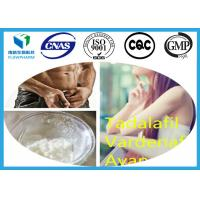 Wholesale Vardenafil Raw Steroid Powder , Male Sex Hormones CAS 224785-91-5 from china suppliers
