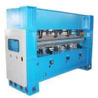 Needle Punching Non Woven Making Machine 1400rpm Needle Frequency
