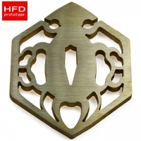 Wholesale ROHS Certification Metal Laser Cutting Plastic Prototype Machining from china suppliers