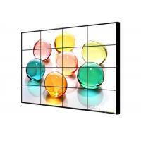 Quality 55 Inch Ultra Narrow Bezel HD LED Wall Samsung Industrial Panel Easy Installation for sale
