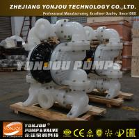 Wholesale pneumatic double diaphragm pump from china suppliers