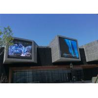 Quality P8 DIP 3IN1 Front Accessed LED Screen Advertising LED Display Panel 6500Nits for sale