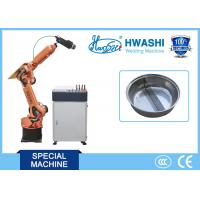 Wholesale Laser Welding Robots For Divided Hotpot , Six Axis Laser Welding Robot Machine from china suppliers