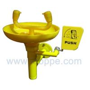 Wholesale SH508-Wall mounted eye wash,,eye wash,safety shower,emergency shower,wall mounted eye wash from china suppliers