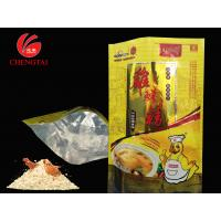 Moisture proof Barrier Stand Up Pouches packaging bag for chicken powder